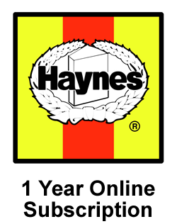 Haynes ONLINE Repair Manual - 1 Year Subscription